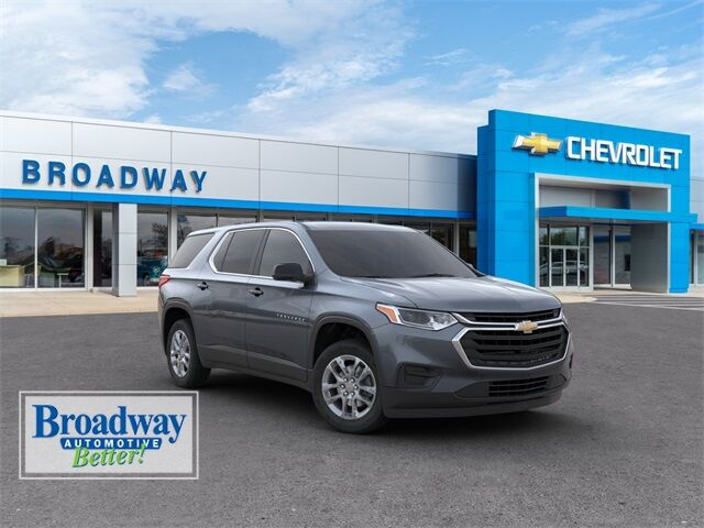 2020 Chevrolet Traverse LS Green Bay WI