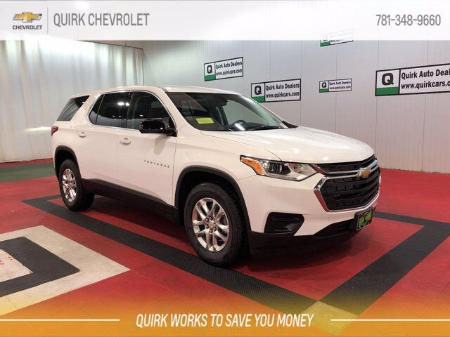 2020 Chevrolet Traverse LS Braintree MA