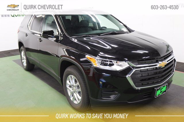 2020 Chevrolet Traverse LS Manchester NH