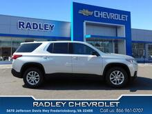 2020_Chevrolet_Traverse_LS_ Northern VA DC