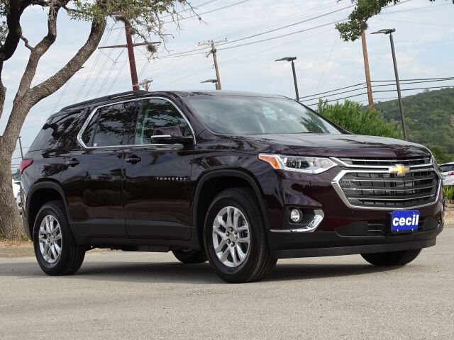 2020 Chevrolet Traverse LT Cloth  TX