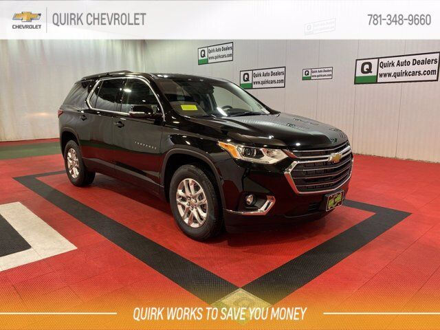 2020 Chevrolet Traverse LT Cloth Braintree MA