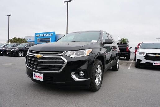 2020 Chevrolet Traverse LT Cloth Weslaco TX