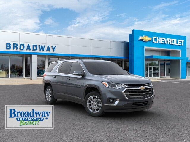 2020 Chevrolet Traverse LT Green Bay WI
