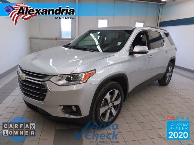 2020 Chevrolet Traverse LT Leather Alexandria MN