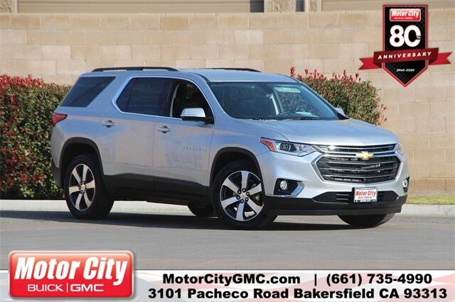 2020 Chevrolet Traverse LT Leather Bakersfield CA