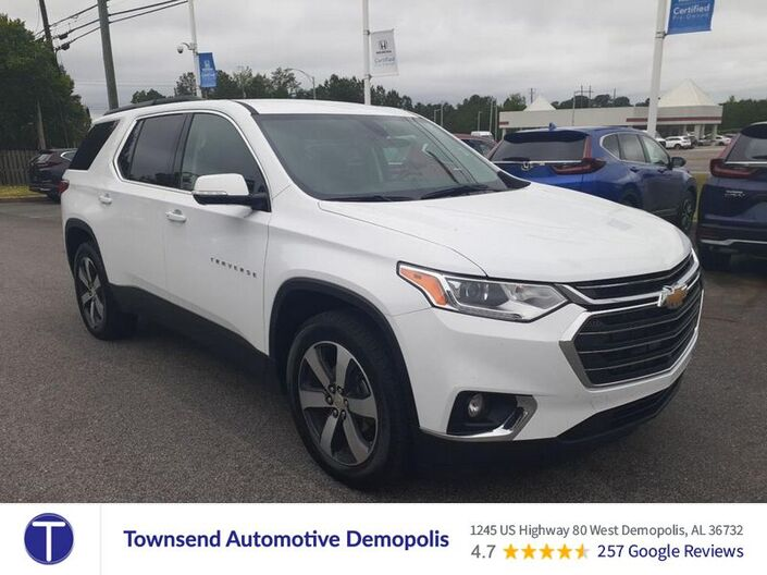 2020 Chevrolet Traverse LT Leather Demopolis AL