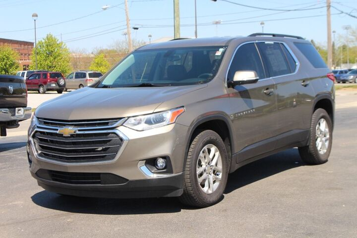 2020 Chevrolet Traverse LT Leather Fort Wayne Auburn and Kendallville IN