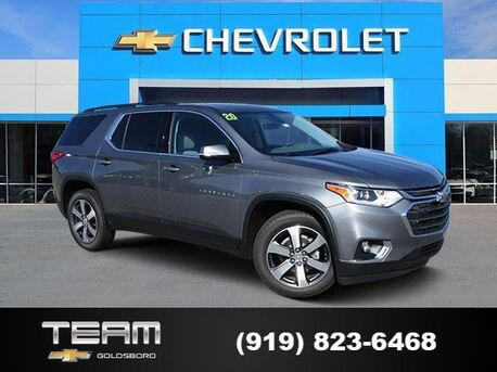 2020_Chevrolet_Traverse_LT Leather_ Goldsboro NC
