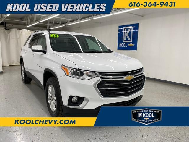 2020 Chevrolet Traverse LT Leather Grand Rapids MI