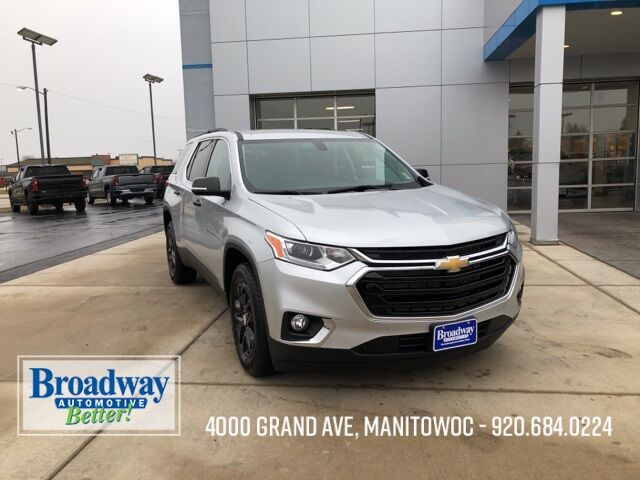 2020 Chevrolet Traverse LT Leather Manitowoc WI