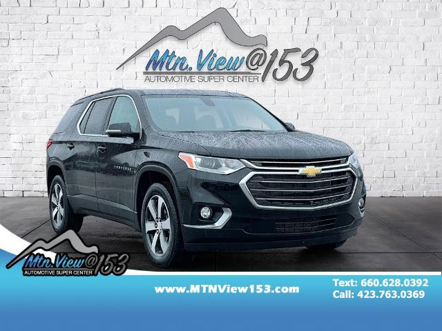 2020 Chevrolet Traverse LT Leather Leather Chattanooga TN