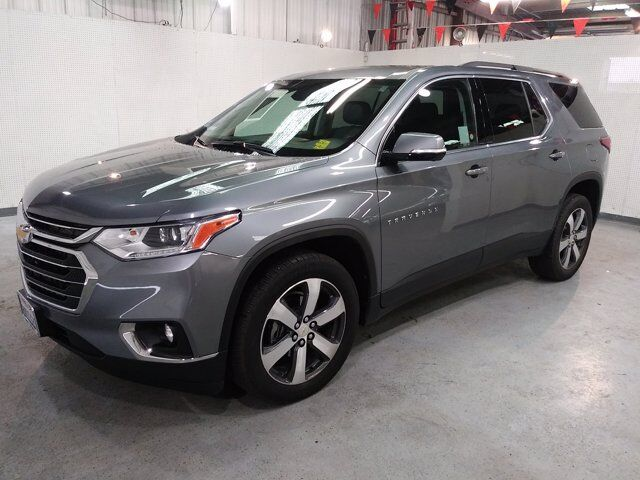 2020 Chevrolet Traverse LT Leather Oroville CA