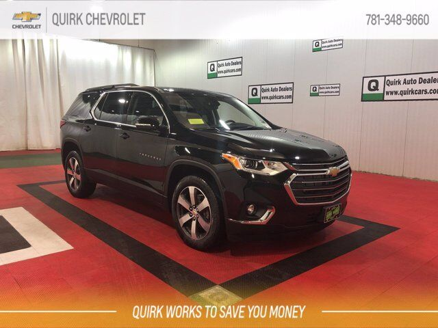 2020 Chevrolet Traverse LT Leather Braintree MA