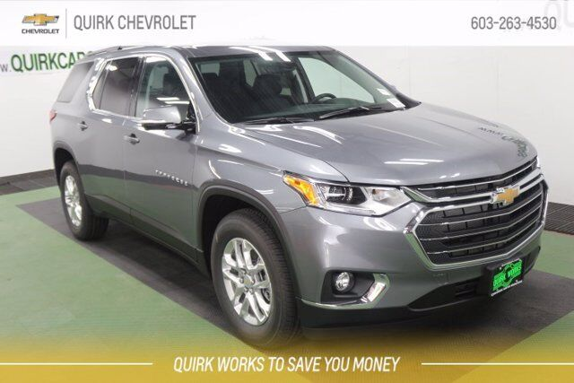 2020 Chevrolet Traverse LT Leather Manchester NH