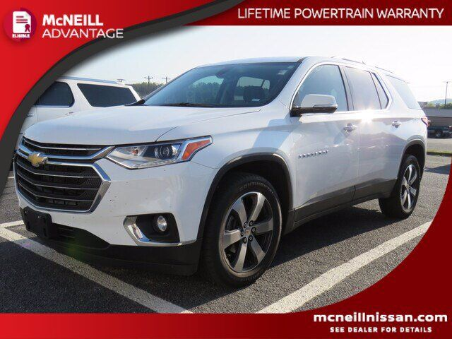 2020 Chevrolet Traverse LT Leather Wilkesboro NC