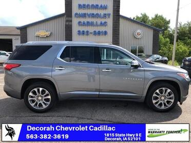 2020_Chevrolet_Traverse_Premier_ Decorah IA