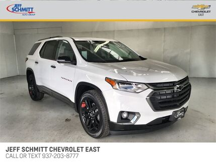 2020_Chevrolet_Traverse_Premier_ Dayton area OH