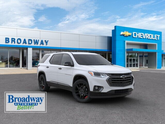 2020 Chevrolet Traverse Premier Green Bay WI