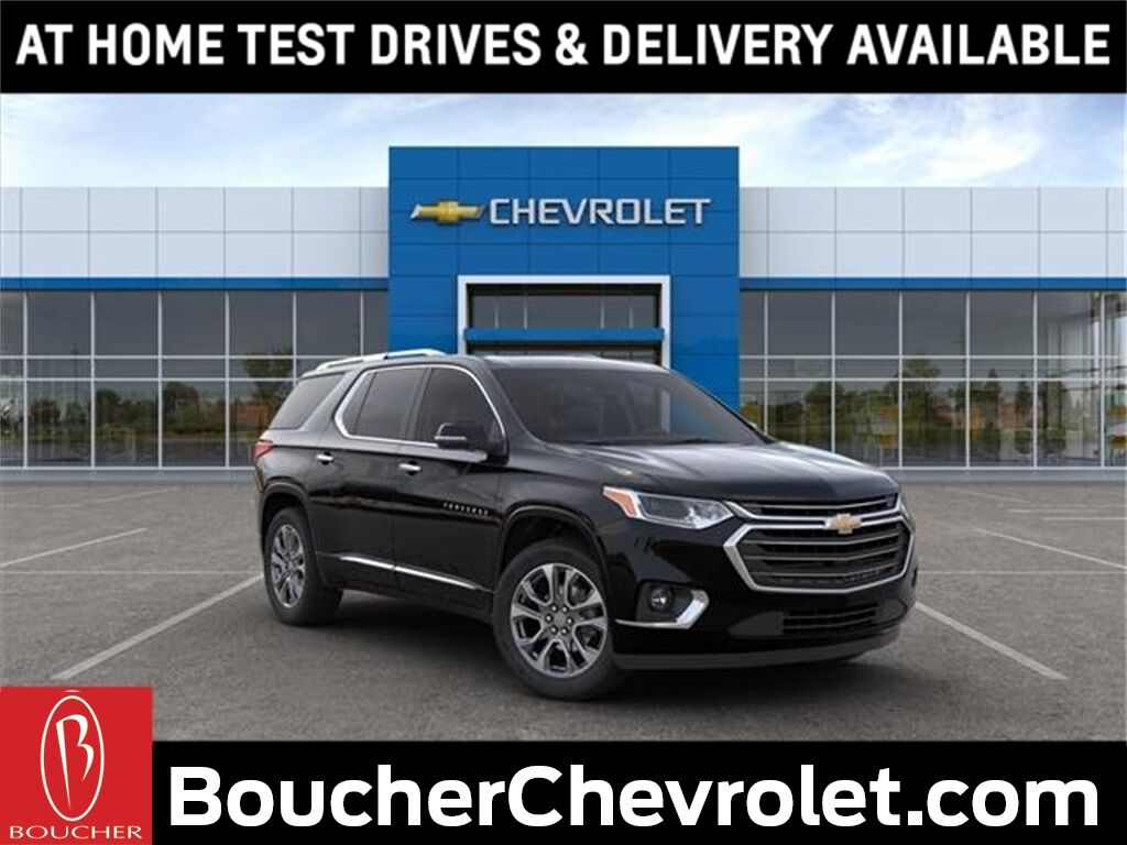 2020 Chevrolet Traverse Premier Leather Waukesha  WI