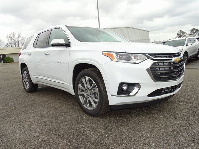 2020 Chevrolet Traverse Premier Raleigh NC