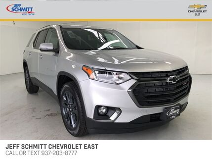 2020_Chevrolet_Traverse_RS_ Dayton area OH