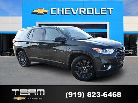 2020_Chevrolet_Traverse_RS_ Goldsboro NC