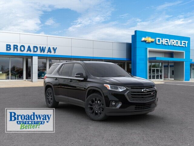 2020 Chevrolet Traverse RS Green Bay WI
