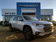 2020_Chevrolet_Traverse_RS_ Milwaukee and Slinger WI
