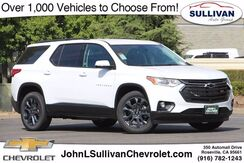 2020_Chevrolet_Traverse_RS_ Roseville CA
