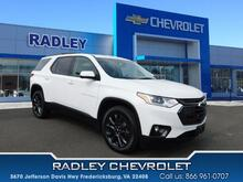 2020_Chevrolet_Traverse_RS_ Northern VA DC