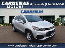 2020_Chevrolet_Trax_LS_ Brownsville TX