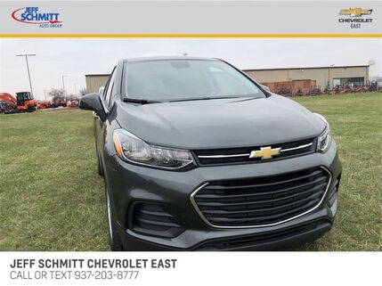 2020_Chevrolet_Trax_LS_ Dayton area OH