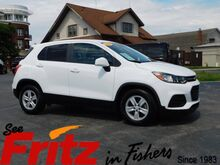 2020_Chevrolet_Trax_LS_ Fishers IN