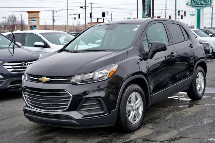 2020 Chevrolet Trax LS Fort Wayne Auburn and Kendallville IN