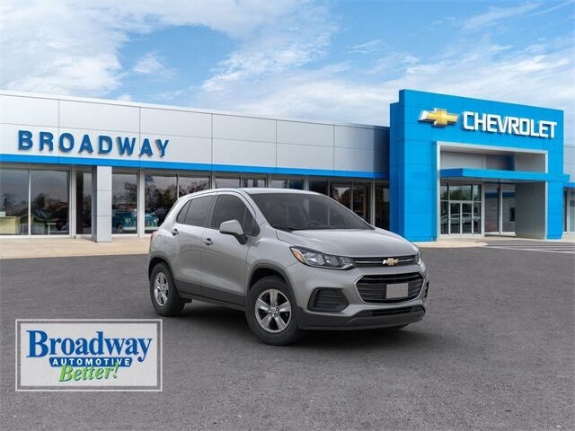 2020 Chevrolet Trax LS Green Bay WI
