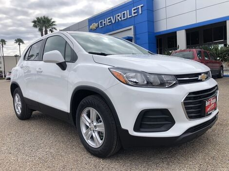 2020_Chevrolet_Trax_LS_ McAllen TX