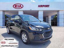 2020_Chevrolet_Trax_LS_ Naples FL