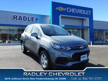 2020_Chevrolet_Trax_LS_ Northern VA DC