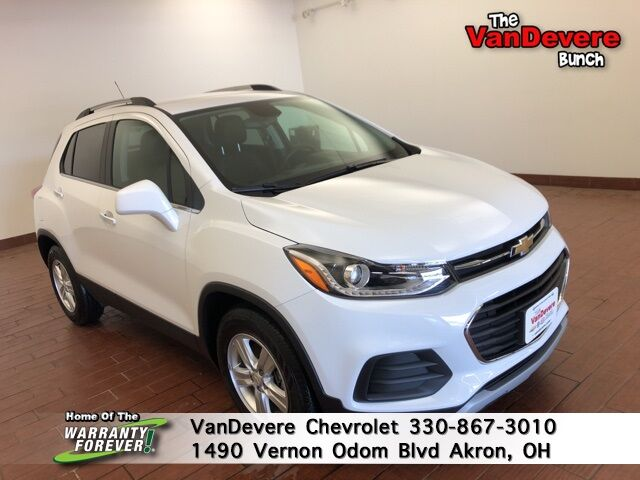 2020 Chevrolet Trax LT Akron OH