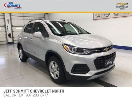 2020_Chevrolet_Trax_LT_ Dayton area OH