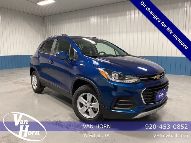 2020 Chevrolet Trax LT Newhall IA