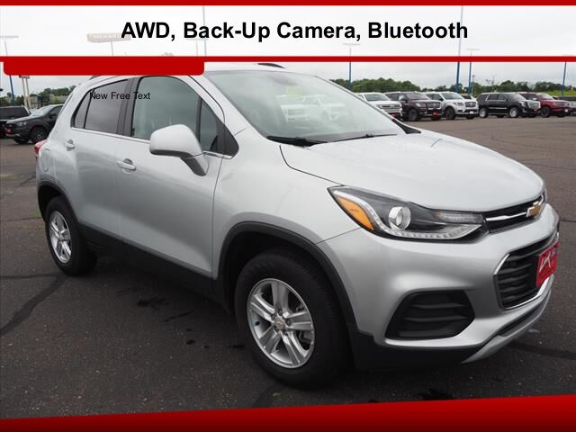 2020 Chevrolet Trax LT Rice Lake WI