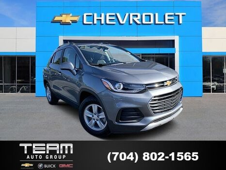 2020_Chevrolet_Trax_LT_ Salisbury NC