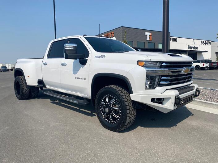 2020 Chevy 3500 High Country West Valley City UT