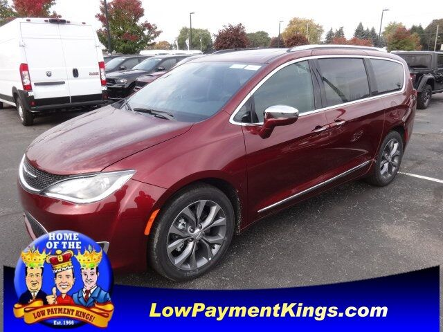 2020 Chrysler Pacifica 35TH ANNIVERSARY LIMITED Monroe MI