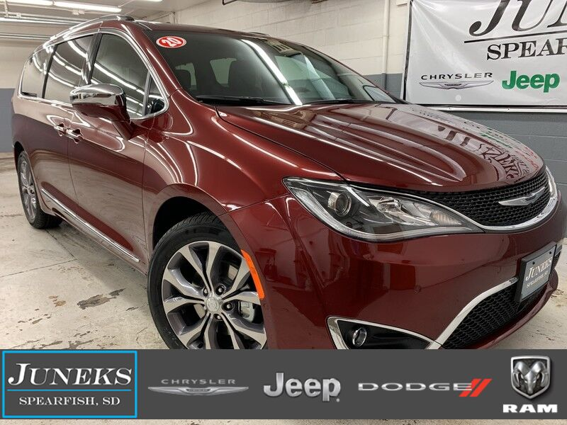 2020 Chrysler Pacifica 35TH ANNIVERSARY LIMITED Spearfish SD