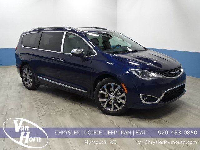 2020 Chrysler Pacifica 35TH ANNIVERSARY LIMITED Plymouth WI