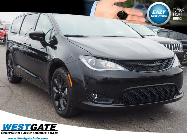 2020 Chrysler Pacifica 35TH ANNIVERSARY TOURING L PLUS Plainfield IN