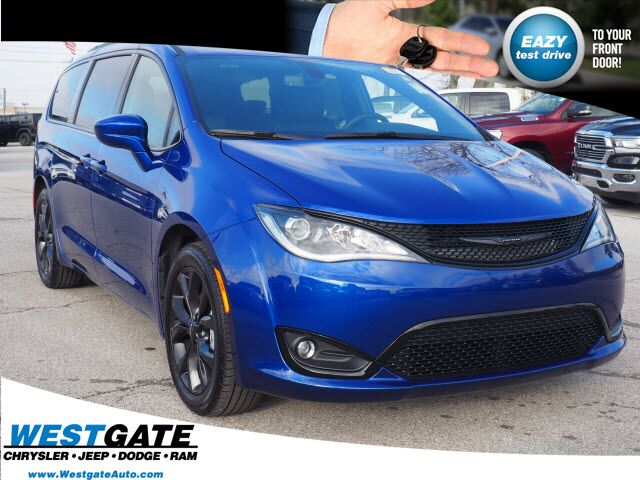2020 Chrysler Pacifica 35TH ANNIVERSARY TOURING L Plainfield IN